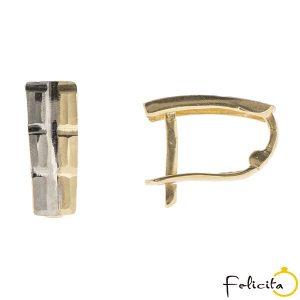 Zlaté náušnice 1PA61784
